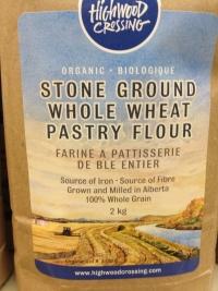 PureSense Health -Stone Ground Whole Wheat Pastry Flour